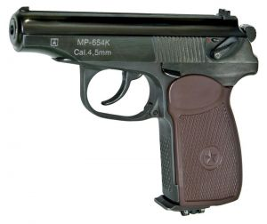 Baikał MP 654K Makarov 4,5 mm