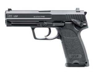 Wiatrówka Heckler&Koch USP 4,5 mm Blow Back