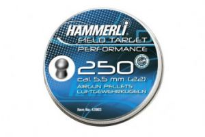 Śrut Hammerli Field Target Performance 5,5 mm 250 szt.