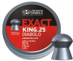 Srut JSB Exact King 6,35 mm 350 szt.