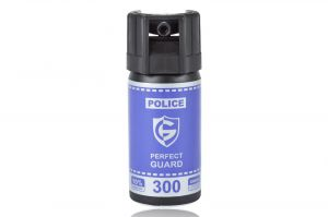 Gaz pieprzowy Police Perfect Guard 300 - 50 ml. chmura