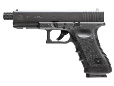 Pistolet CO2 Umarex Glock 17, Blow Back, 4,5 mm diabolo i BB 5.8366