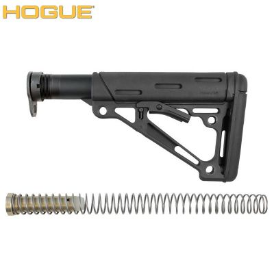 Kolba modułowa Hogue AR-15 Mil-Spec Black 15045